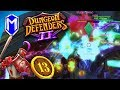 Not Enough Bling For The Kobold Bling King - Let's Play Dungeon Defenders 2 Gameplay Ep 13