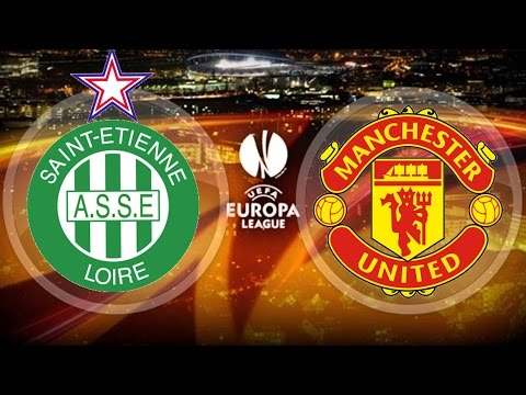 ST ETIENNE VS MANCHESTER UNITED LIVE!!! STREAM!!! REACTION!!!