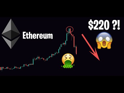 BITCOIN CORRIGE ENCORE ?! ETHEREUM DUMP DIRECTION $220 ??! - Analyse Crypto XRP LTC Altcoin - 18/02