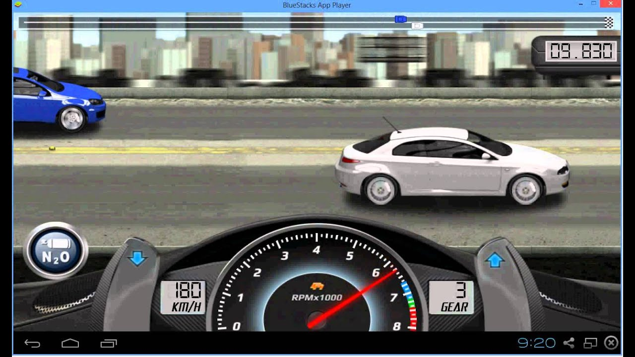 Drag racing alfa romeo gt 32 v6 tune level 2