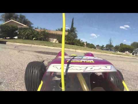TEAM LOSI XXX NT Nitro RC Car