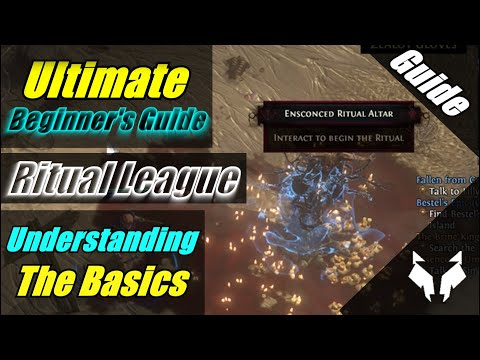 Path Of Exile Ritual League Ultimate Beginner Guide - Understanding The Basics & Reaping The Rewards