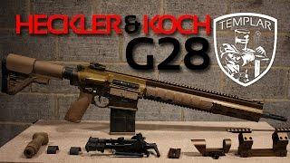 Umarex Heckler & Koch G28 | Airsoft Gun Review