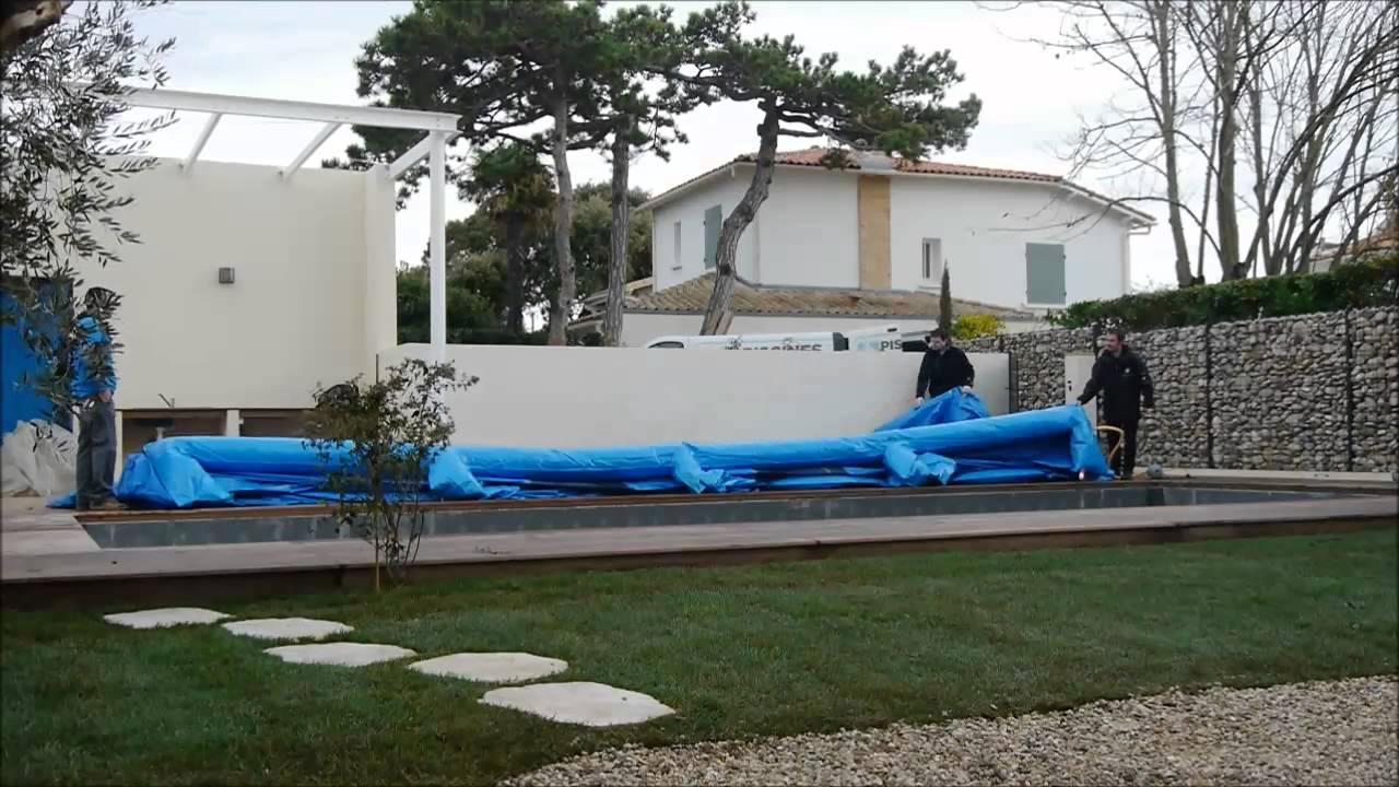 Abri piscine gonflable occasion for Occasion abri de piscine