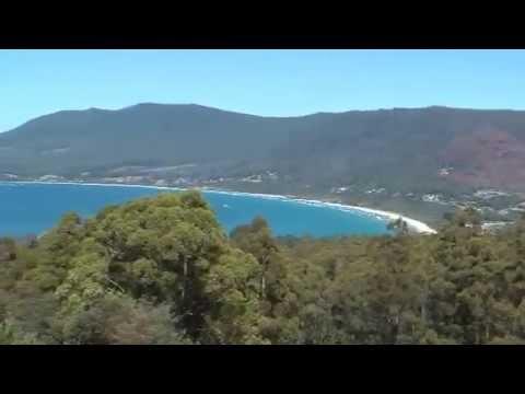 Doo Town Tasman Peninsula, Tasmania