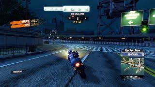 Burnout Paradise PC Bikes-Midnight Ride Naval Yard 4K