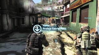 Tom Clancy's Ghost Recon Future Soldier (PC) Gameplay (720p)