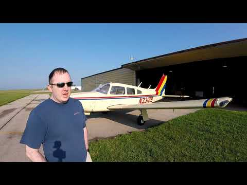 Intro to my 1975 Piper Arrow and Flying Club