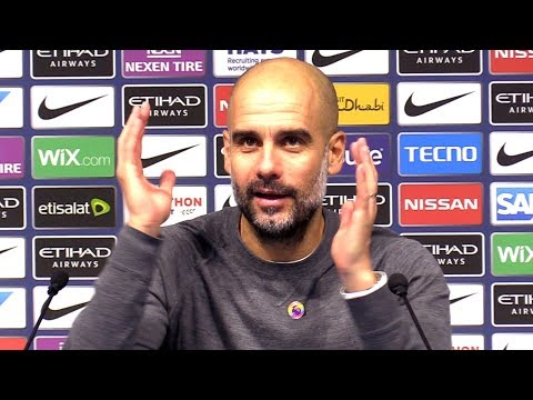 Manchester City 3-1 Bournemouth - Pep Guardiola Full Post Match Press Conference - Premier League