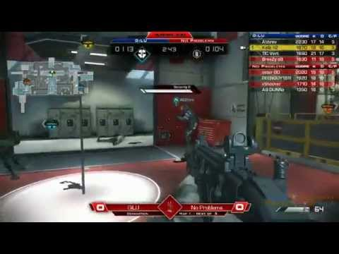 Round 1 Winners: GiLU vs No Problems Map 1: Sovereign Domination