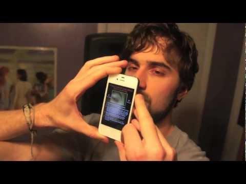 BreathalEyes IPhone App Vs. Breathalyzer Test #2