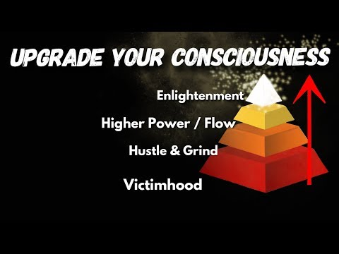 4 Levels of Consciousness & How To Move Up