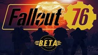 PC Co-op Action  ★ Fallout 76 Beta ★#01★ PC Gameplay Deutsch German