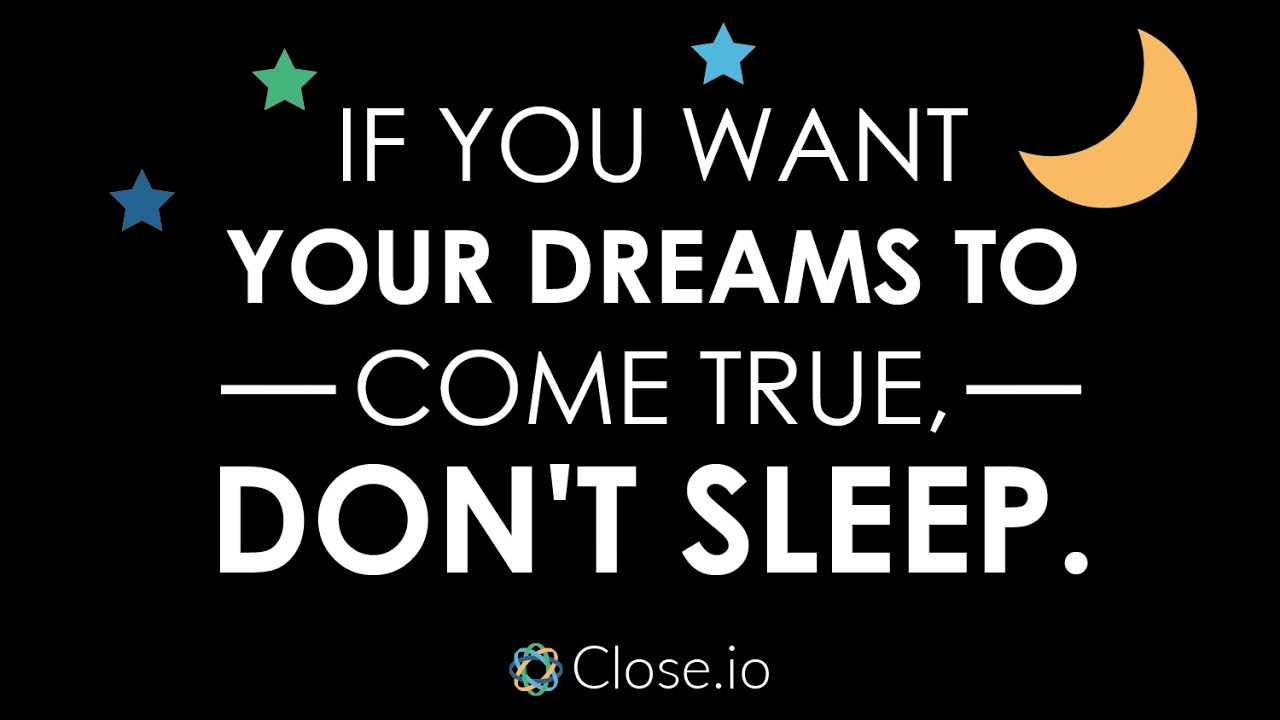 Hustle Quotes Wallpaper Daily Sales Motivation If You Want Your Dreams To Come