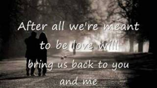 Repeat youtube video Soledad- Westlife (w/ lyrics)