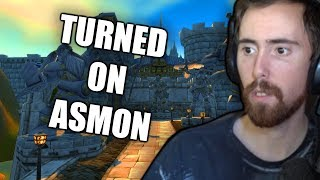 The Classic World Of Warcraft Community Turned On Asmongold