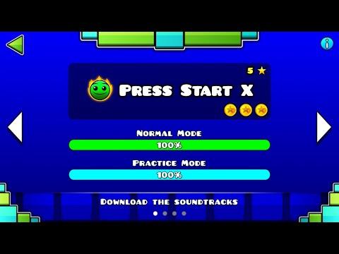 Press Start X | Geometry Dash SubZero / 2.2