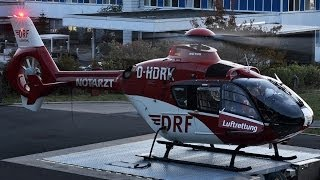 DRF Luftrettung - Christoph 60 Eurocopter Ec-135 P2