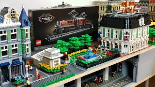 Live - Lego® Crocodile Aufbau