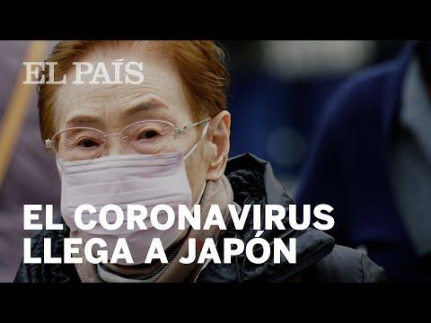 Se detecta el PRIMER CASO de CORONAVIRUS en JAPÓN