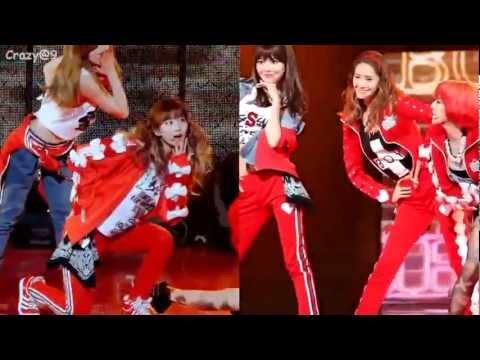 Yoona vs Seohyun - I Got A Boy (Batalha de Dança 3)
