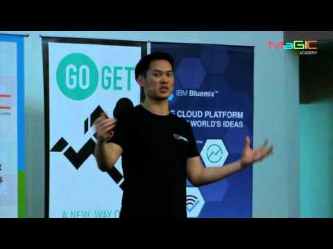 MaGIC Academy - Going Global with the World's Largest Design Marketplace (Jason Sew Hoy)