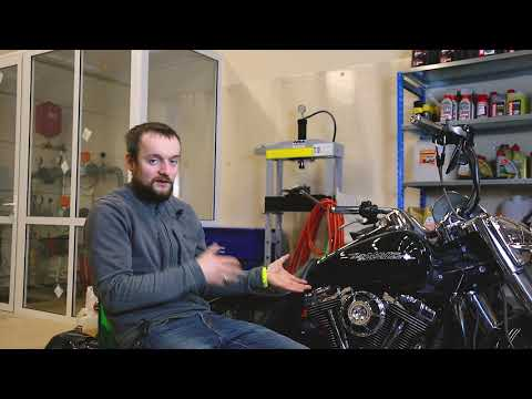 Harley-Davidson Road KIng за 400 ,серия 5