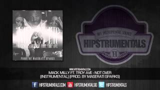 Mack Milly Ft. Troy Ave - Not Over [Instrumental] (Prod. By Maserati Sparks) + DOWNLOAD LINK