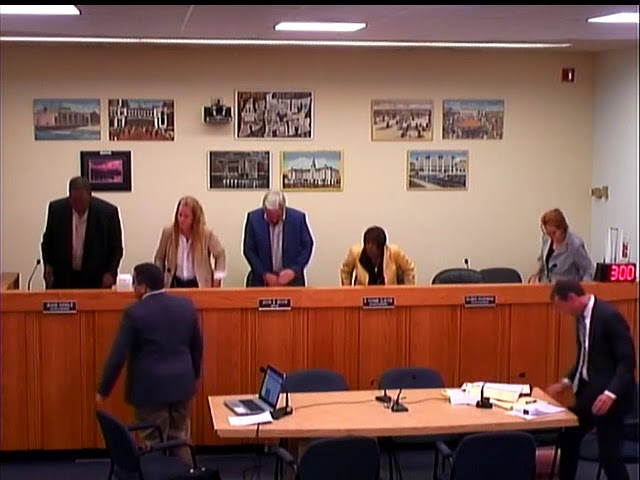 Asbury Park City Council Meeting - Oct. 25, 2017