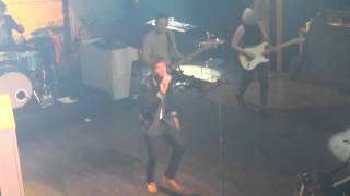Nate Ruess - You Light My Fire (Webster Hall NYC)