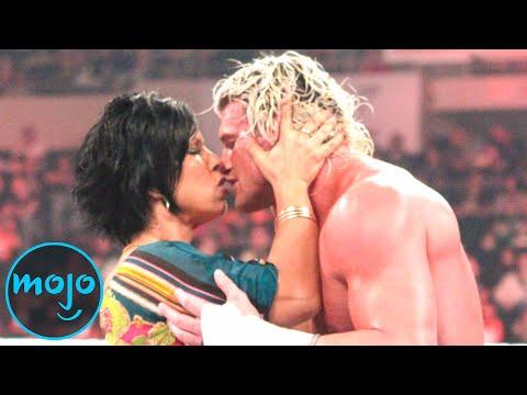 Top 10 Strangest WWE Romances Ever