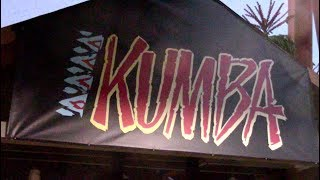Kumba Review Busch Gardens Tampa Intense Old-School B&M Coaster