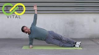Aktive Pause Dynamic 2 / Bauch & Rücken Workout