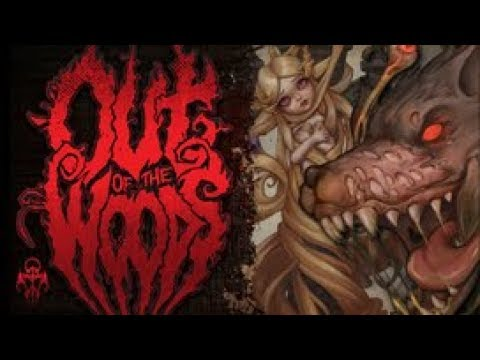 OUT OF THE WOODS! (Uno Style Game) | w/ American McGee , Helloween & Martin