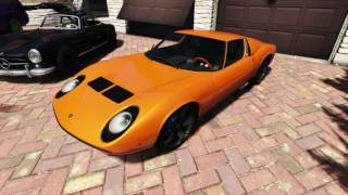 GTA 5 ULTRA RICH TUNING HOUSE SUPERSPORT CARS MONEY 4k