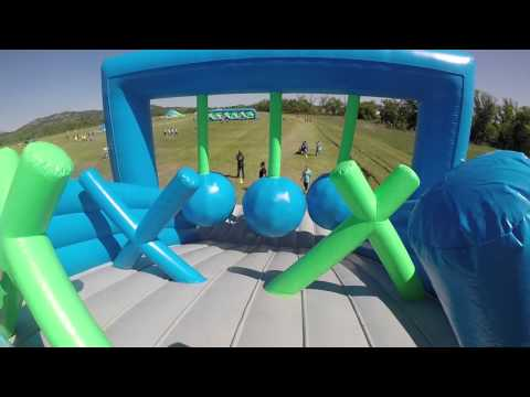 Experience the Insane Inflatable 5k Obstacles - Lawton/Ft. Sill Team Townsquare