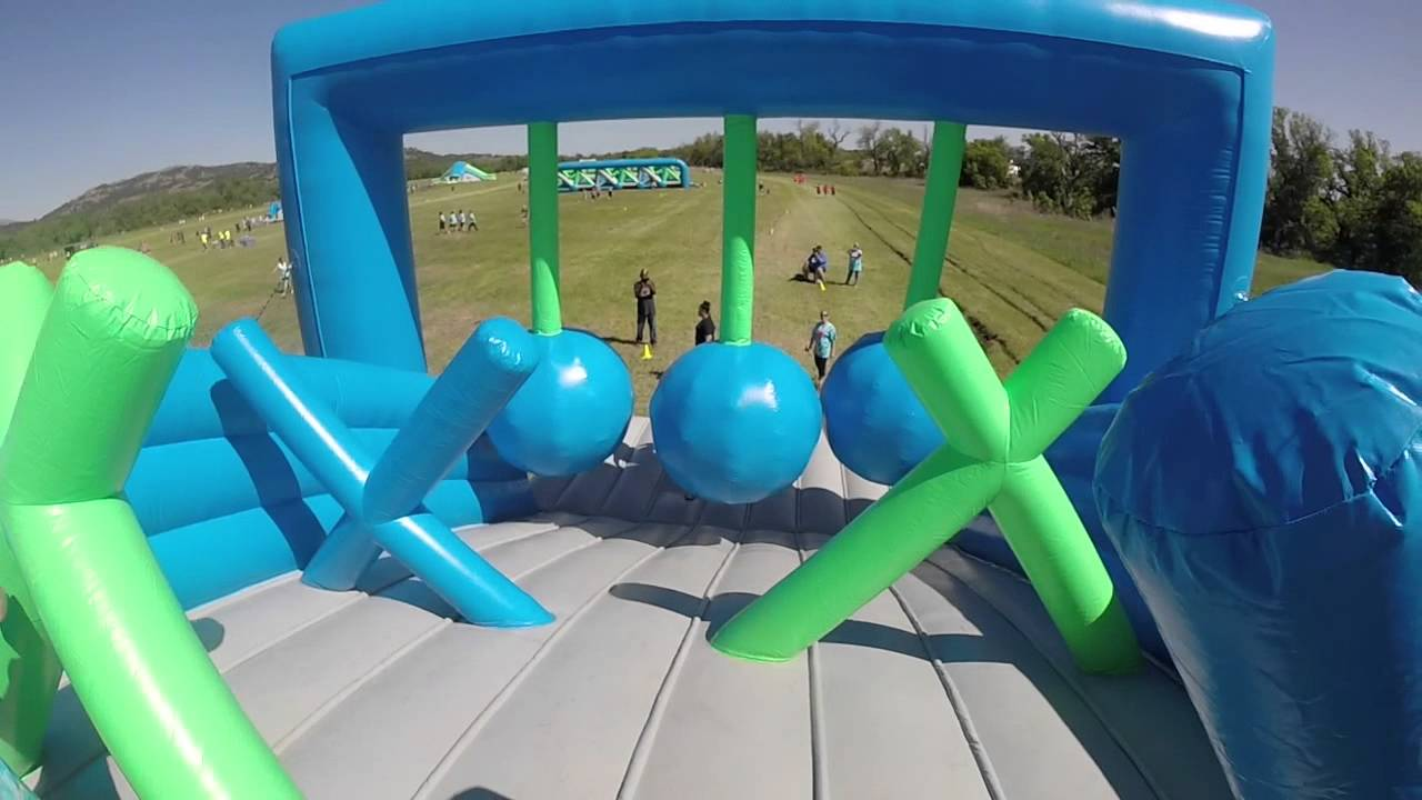 Insane Inflatable 5k Dallas