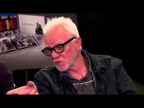Malcolm McDowell reflects on working with Stanley Kubrick