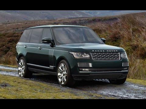 2017 Land Rover Range Holland Edition Luxury Cars