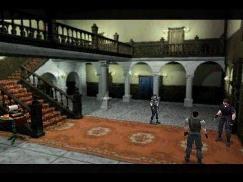 Скачать игру resident evil 1 на ps1
