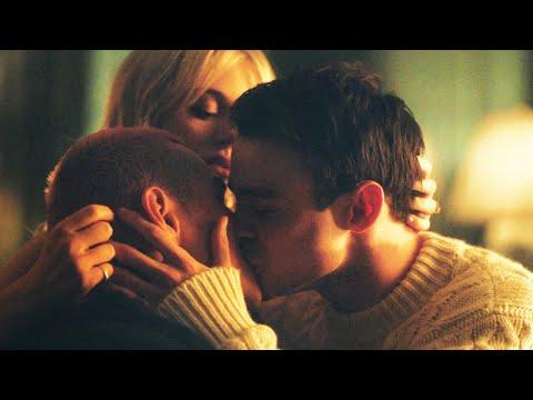 Download Gossip Girl 1x06 / Kissing Scene — Audrey, Aki and Max (Emily Alyn Lind, Evan Mock, Thomas Doherty)