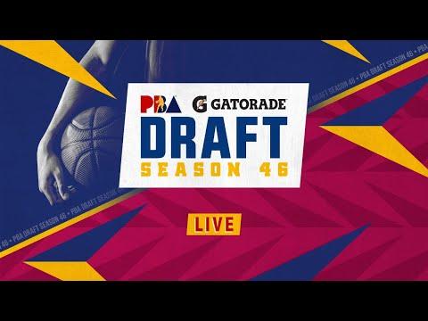 Full PBA Season 46 Rookie Draft