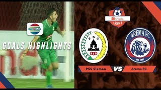 Download Video PSS Sleman (3) vs Arema Malang (1) - Goal Highlights | Shopee Liga 1 MP3 3GP MP4