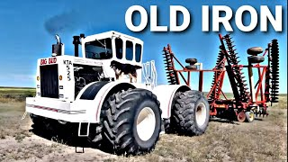 Old IRON Turning DIRT