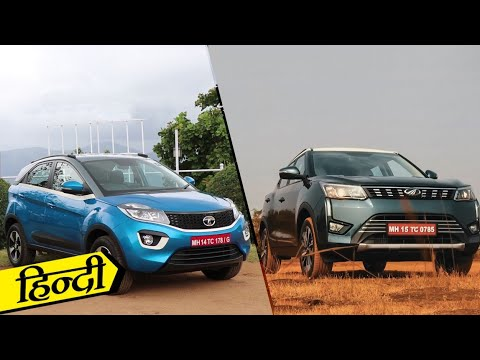 Mahindra XUV300 vs Tata Nexon -    Battle Between Two Indians!