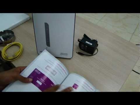 فتح صندوق - جهاز مدى الجديد - SOHO 2G