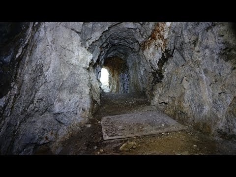Amazing Abandoned Mine In The San Gabriel Mountains
