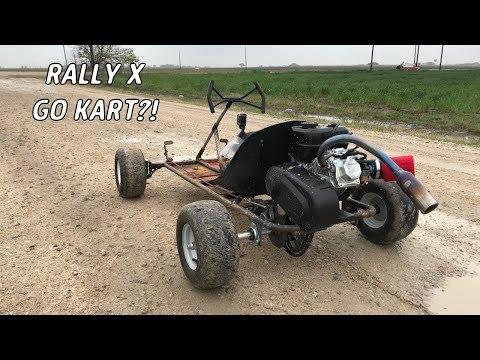 go kart throttle hook up