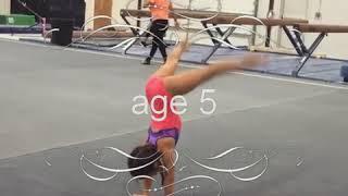 Zoey robertson age 4 vs age 5
