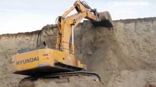 HERA Equipment Group- Hyundai Crawler Excavators in Mongolia